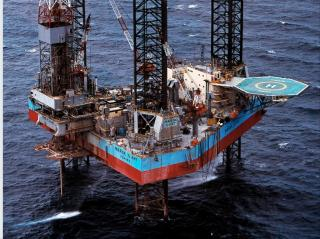 Maersk Drilling sells jack-up Maersk Giant to an Independent O&G Operator