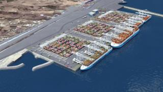 Willemen Groep awarded by APM Terminals for the construction of container terminal in Morocco