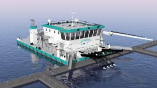 PG Flow Solutions awarded contract to supply its PG-HydroFlow fish pumping solution to a salmon delousing barge