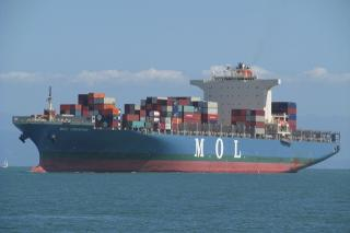 MOL enhances CSW Service between Asia and East Coast South America