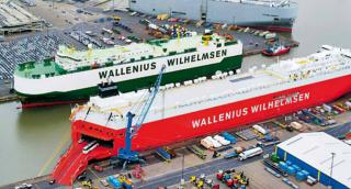 Wilh. Wilhelmsen Holding (WWH) announces results for Q1-2017