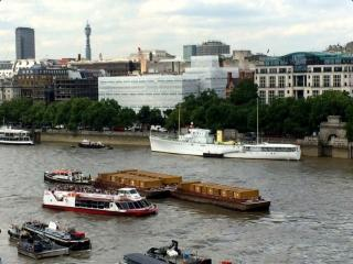 New 20-year plan aims to see more cargo carried on the Thames