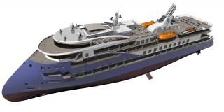 Ulstein Design & Solution awarded contract by CMG for the construction of SunStone's new expedition cruise ship