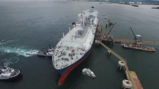Höegh LNG: Agreement to transfer the remaining 49% interest in Höegh Grace to Höegh LNG Partners LP