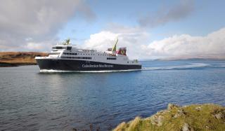 CMAL announces name of first LNG ferry - Glen Sannox