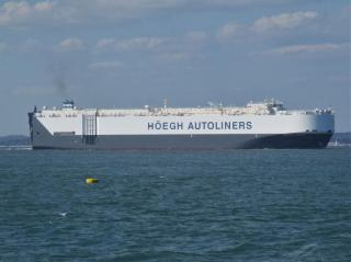 Höegh Autoliners shipped 100 breakbulk units simultaneously from Germany and India for a cement plant project in Kenya