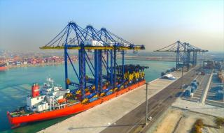 Hutchison Ports officially opens Terminal D at Laem Chabang Port in Thailand