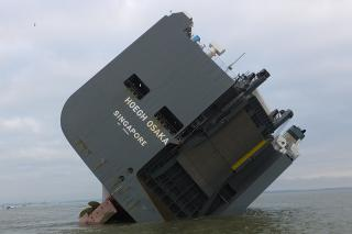 MAIB finds multiple errors in Hoegh Osaka grounding (Video)