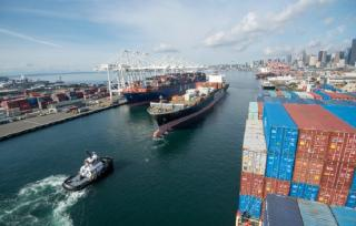 Ports of Tacoma and Seattle join West Coast ports in urging President Trump to pursue fair and mutually beneficial trade agreements
