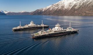 Rolls-Royce to supply innovative autocrossing system and propellers to 13 new ferries