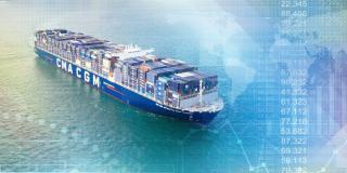CMA CGM collaborates with a startup, Shone, to embed artificial intelligence on board ships