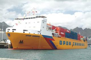 Con/Ro vessel OPDR Canarias completes its 500th voyage within just 10 years