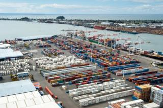 New Zealand's Port of Tauranga On Track for One Million Containers (TEUs)