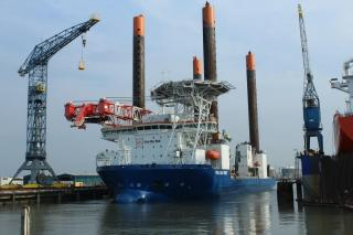 Damen Shiprepair & Conversion Completes Series Of Works On Jan De Nul Group Vessels