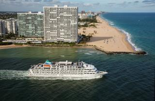 Pearl Seas Cruises Sails First Ship to Cuba from Port Everglades