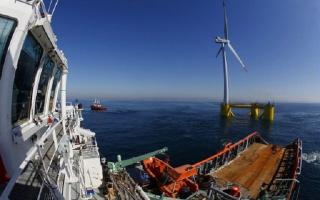 Bourbon Subsea Services wins a turnkey contract for the installation of the 25 MW WindFloat Atlantic floating offshore windfarm