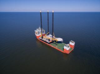 O&M jack-up vessel to join the Fred. Olsen Windcarrier fleet