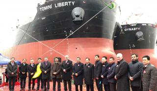Three Ultramax newbuilds join Tomini Shipping fleet
