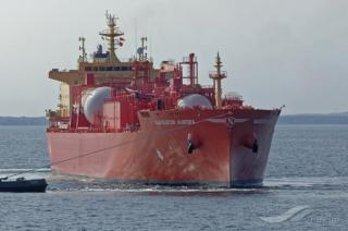 World's 1st Ethane Fuel Conversion Completed on Board Navigator Aurora