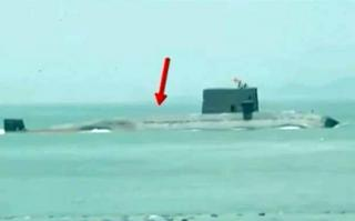 Chinese Submarine Vessel Lurking In India's Waters