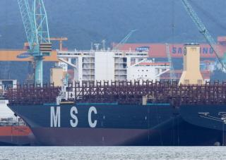 Ocean Yield ASA Announces Delivery Of Container Ship MSC Leanne With 15 Years Charter