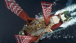 Maersk Drilling's low-emission rig gets a six-month extension from Equinor
