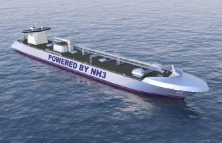 New research shows safe and effective application of ammonia as marine fuel according to C-Job Naval Architects