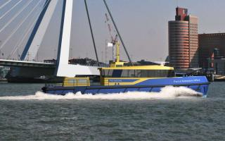 Port of Rotterdam Authority opts for hybrid inspection vessel