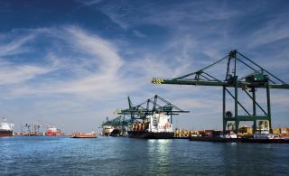 Port of Antwerp on the Way to Another Record Year