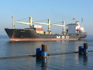 Drugs found on general cargo ship MSC Grace