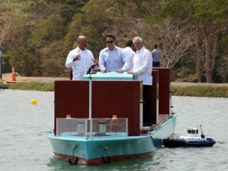 Panama Canal Inaugurates Scale Model Training Facility, Announces Expansion Inauguration Date