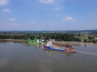 Deepening and widening of the Świnoujście – Szczecin fairway in Poland awarded to a consortium including Van Oord and Dredging International