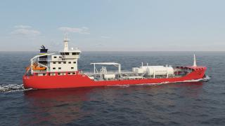 GEFO signs contract for 2+2 x 7000 DWT Stainless Steel Chemical tankers with Avic Dingheng Shipbuilding based on FKAB design