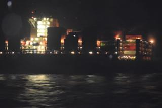 Fire aboard container ship APL Le Havre near Gujarat coast, escorted to Mundra port; All crew members safe