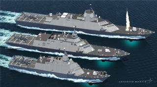 Lockheed Martin and DSME partner for multi-mission combat ship