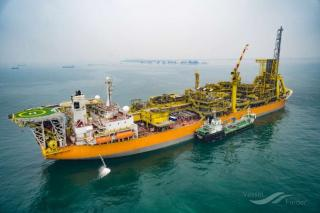 SBM Offshore completes Turritella handover and transaction