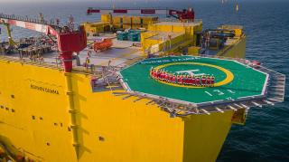 BorWin3 offshore wind grid connection comes to life