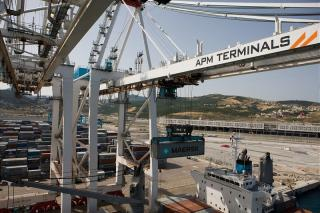 Automated cranes to add productivity and capacity to Africa's most innovative port