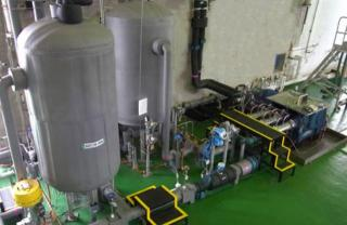 First Japanese High Pressure Fuel Gas System Order
