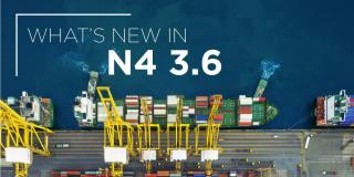 NAVIS releases N4 3.6, the latest version of its flagship TOS