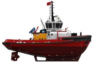 Sanmar Begins Construction of New RASTAR - 3200 SX Escort Tugs