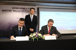 MPA Singapore and Shell Shipping & Maritime Sign MOU to Advance Clean Fuels Technology, Automation and Port Digitalisation