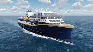 Tersan and Barreras to build Havila Kystruten's four vessels; Havyard Design & Solutions will deliver the ship design