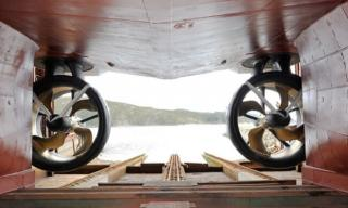 Rolls-Royce Unveils Permanent-Magnet Azimuth Thruster At Nor-Shipping