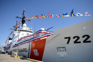 USCGC Morgenthau decommissioned after nearly 50 years of service