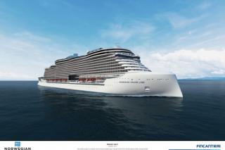 TMC compressors for NCL cruise ships
