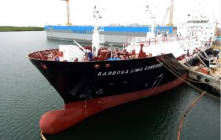 Vard Delivers First Vessel From New Shipyard In Brazil
