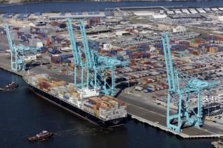 JAXPORT container volumes continue double-digit growth