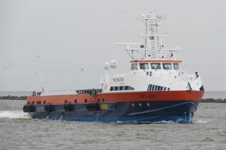 Seacor Fast Offshore Support Vessel Delivered