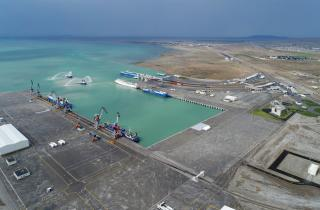 Tajikistan to increase transportation through Baku port